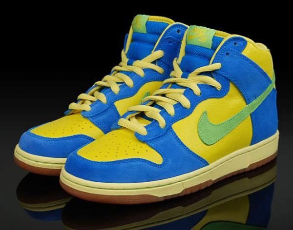 Nike Dunk High Premium SB Marge Simpson