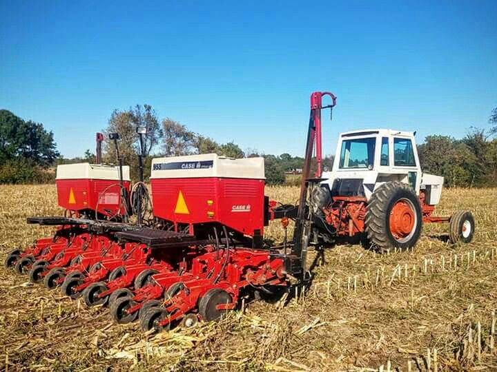 Case Ih 955 Cyclo Air Planter Tractors Case
