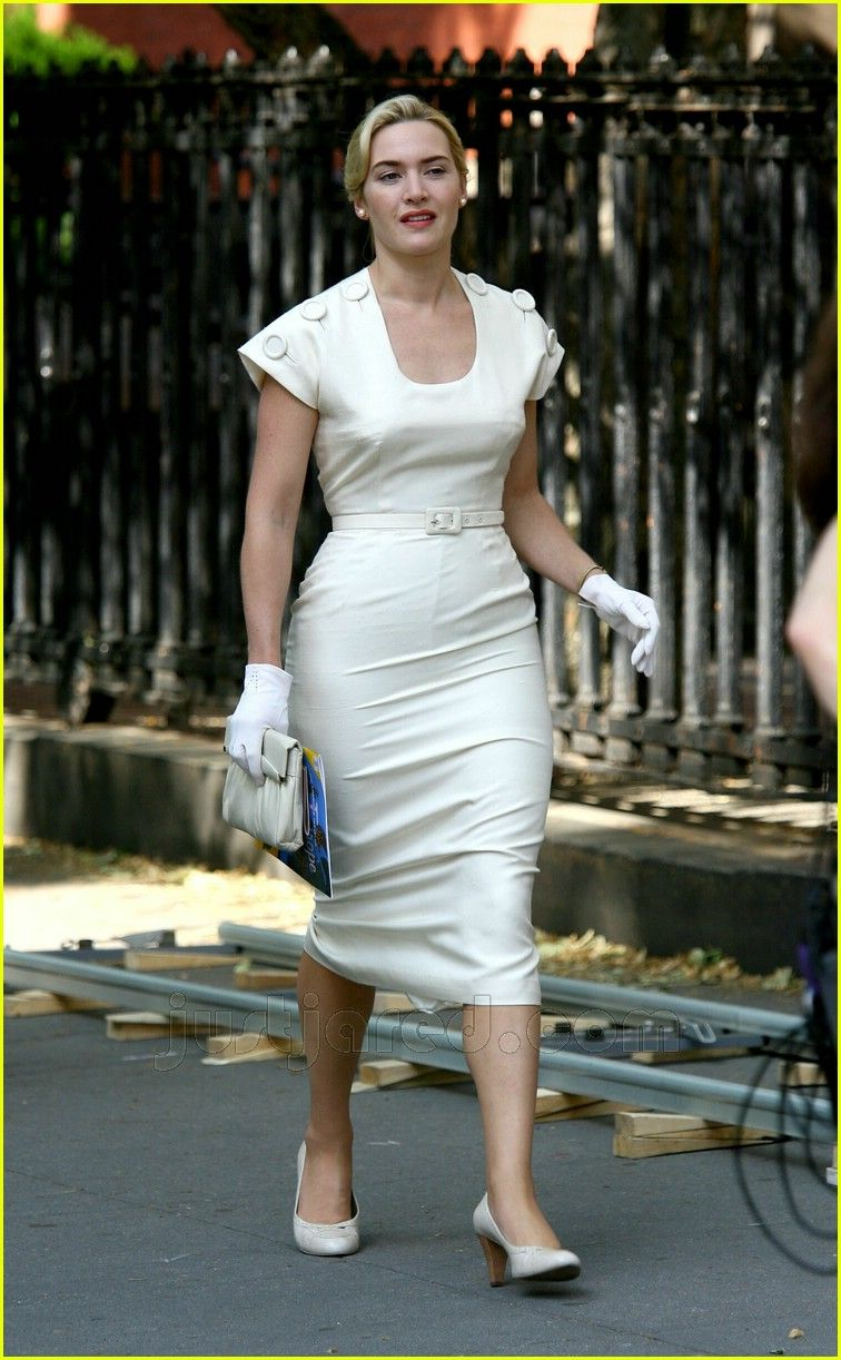 Kate winslet love this dress in revolutionary road vintage fashion inspired pinterest - Fashion diva tv ...