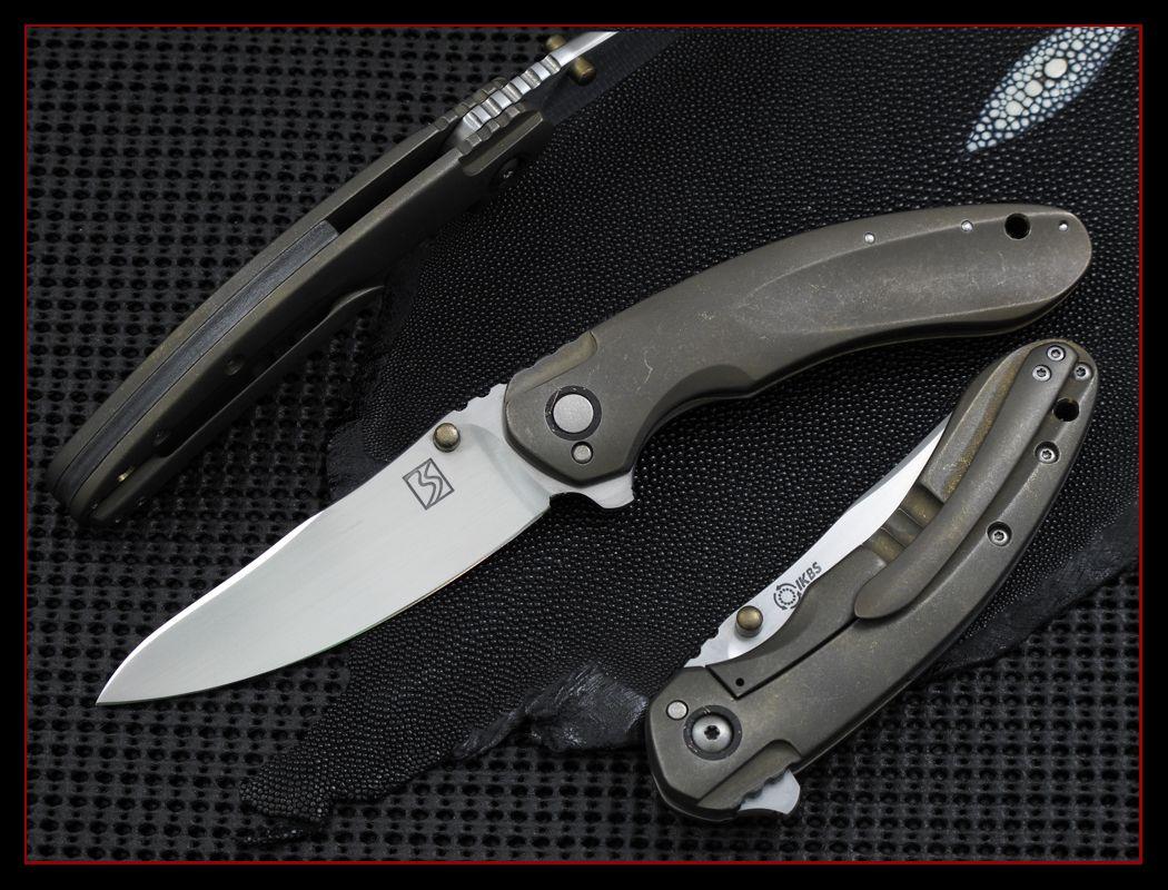 Southard Knives Custom Knives Tactical Knives Folding