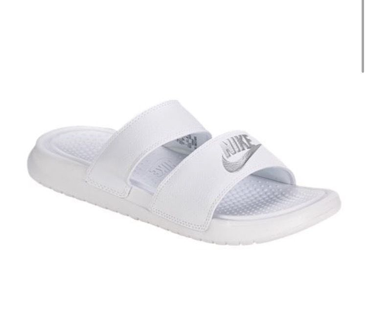 59fa6070b58 NIKE BENASSI DUO DOUBLE STRAP ULTRA SLIDE - WOMEN S 6-12  Nike  Slides   Beach