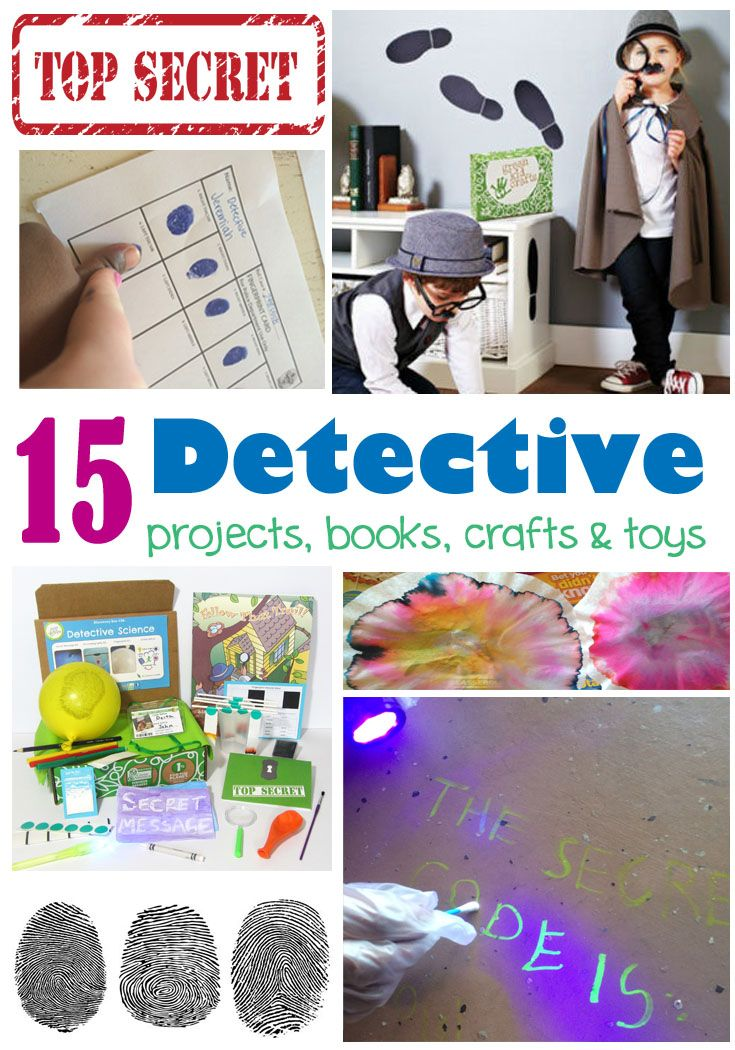Discover More Detective Science Green Kid Crafts Science For Kids Green Crafts For Kids Detective Theme