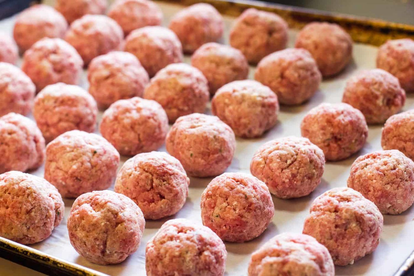 How to bake meatballs in the oven recipe meatball bake