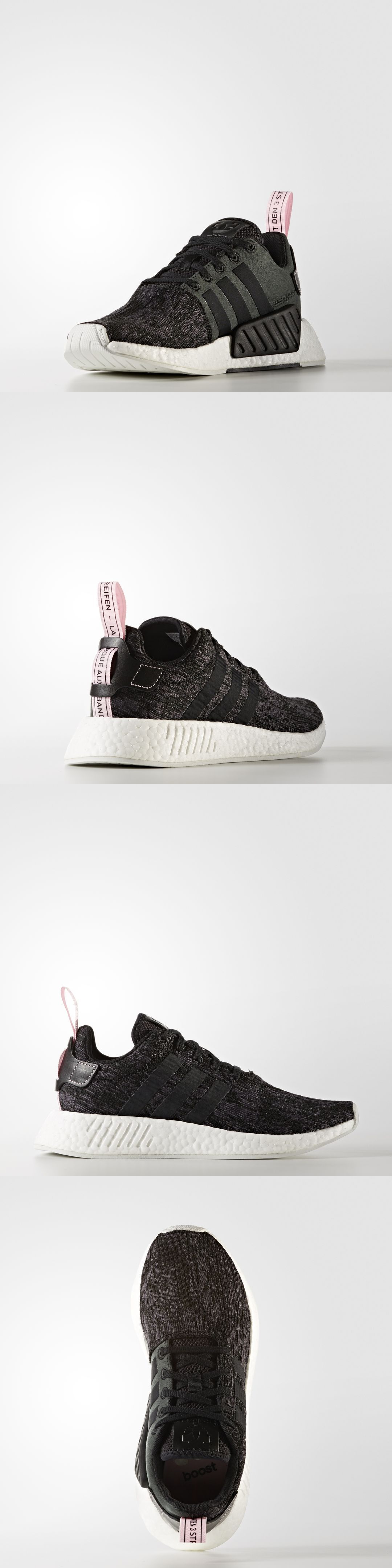 new arrival dfd66 0d98f Giày thể thao Adidas Originals NMD R2 Boost W black / white BY9314