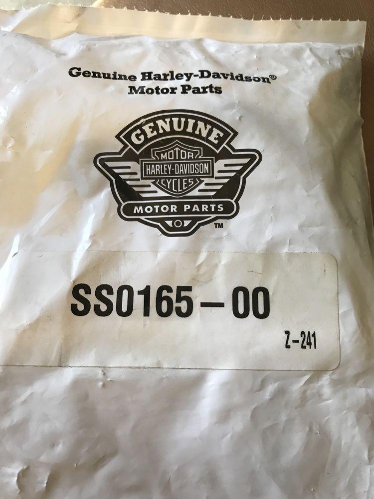 Harley Davidson Part # SS0165-00 | eBay | Harley Davidson
