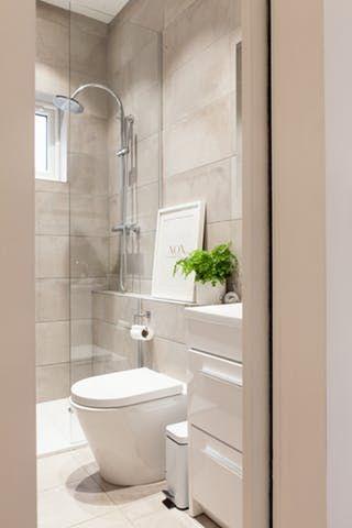 A Creative Couple Renovates Another Small London Flat | Yellow Bathroom Decor, Bathroom Design Small, Small Bathroom Makeover