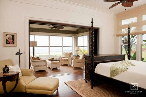 Hawaii Project tropical bedroom Miscellaneous Pinterest