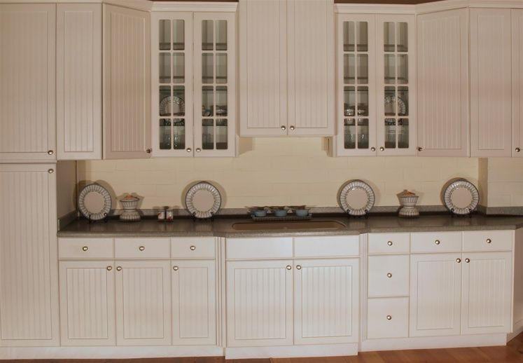 Beadboard Kitchen Cabinets Lowes