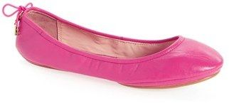 Women s Kate Spade New York Globe Foldable Ballet Flat http   shopstyle.it 0c35485c6