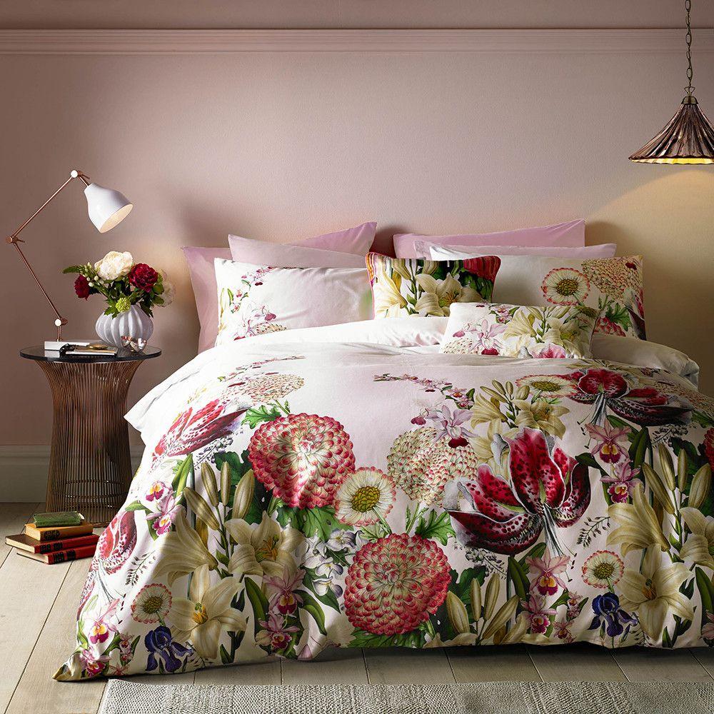 Discover the ted baker encyclopedia floral duvet cover super king