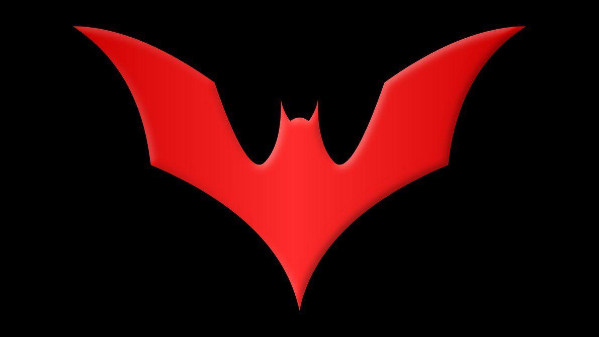 Batman Beyond Symbol Batman Logo Batman Symbol Batman Beyond