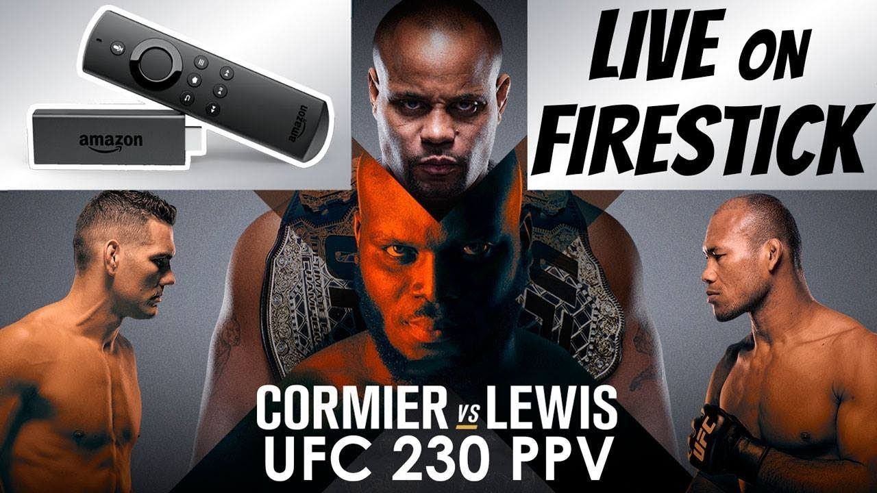 How to watch live sports in hd pay per view events ufc