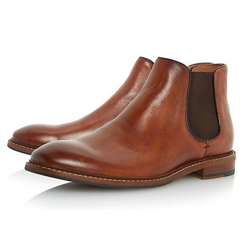 76563506a8d17 Buy Dune Mencia Chelsea Boots Online at johnlewis.com | Shoes ...
