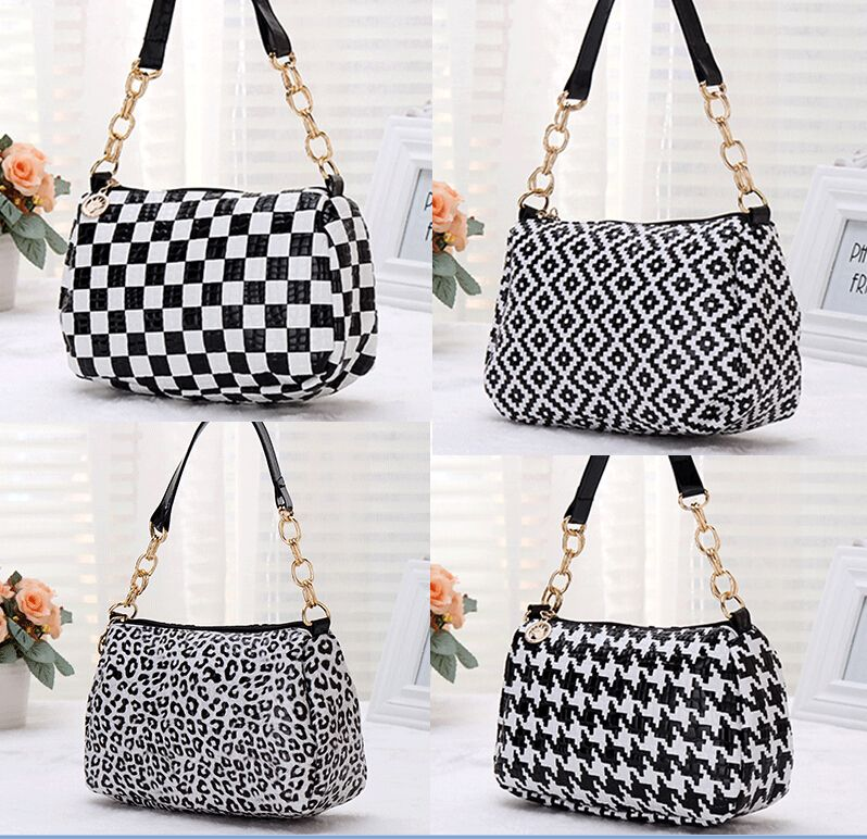 8e0eda57232 Aliexpress  Popular Houndstooth Tote Bag in Luggage   Bags   Kabelky ...