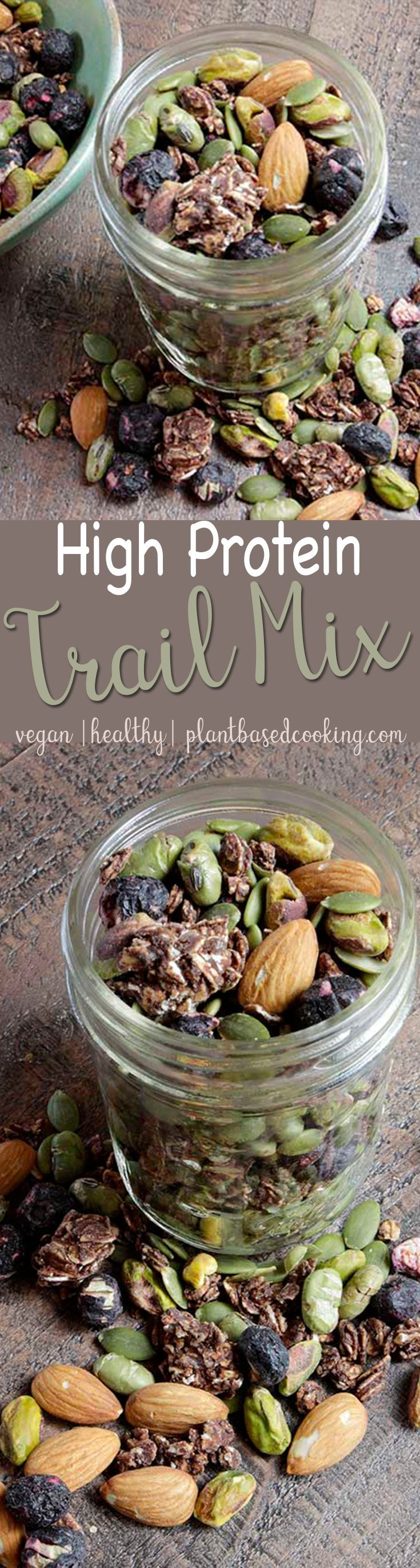 High Protein Trail Mix