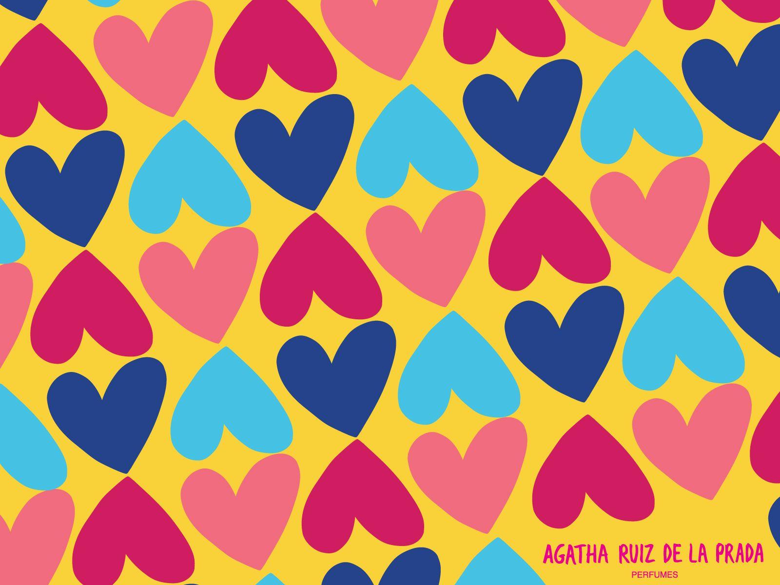 Agatha Ruiz De La Prada Wallpaper Fondos De Pantalla De Iphone Ilustraciones Disenos De Unas