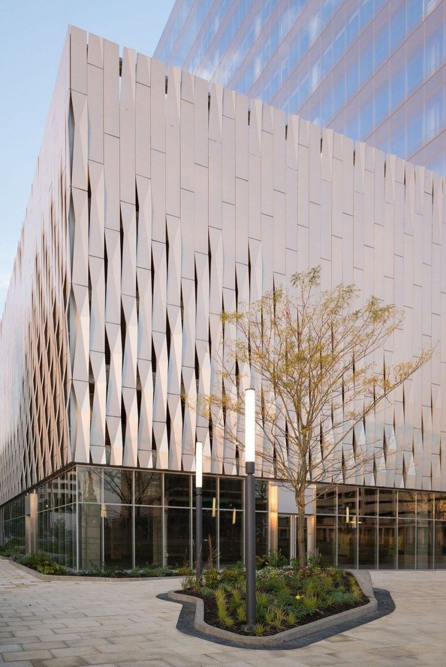 20 Best Facade Designs Of 2018 With Different Materials In 2020