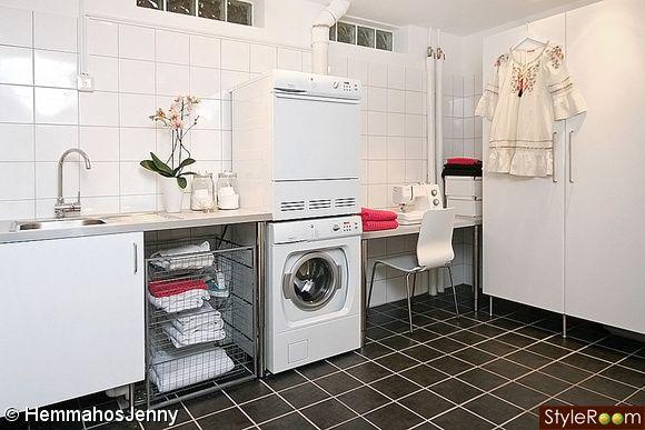 Inredning tvättstuga klinker : 1000+ images about Laundry room on Pinterest | TVs, Kitchen ...