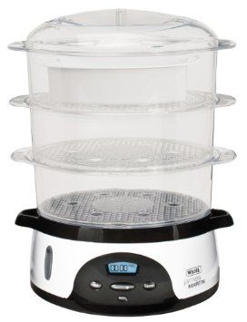 James Martin by Wahl ZX772 Digital Steamer 9 Litre White / Black ...