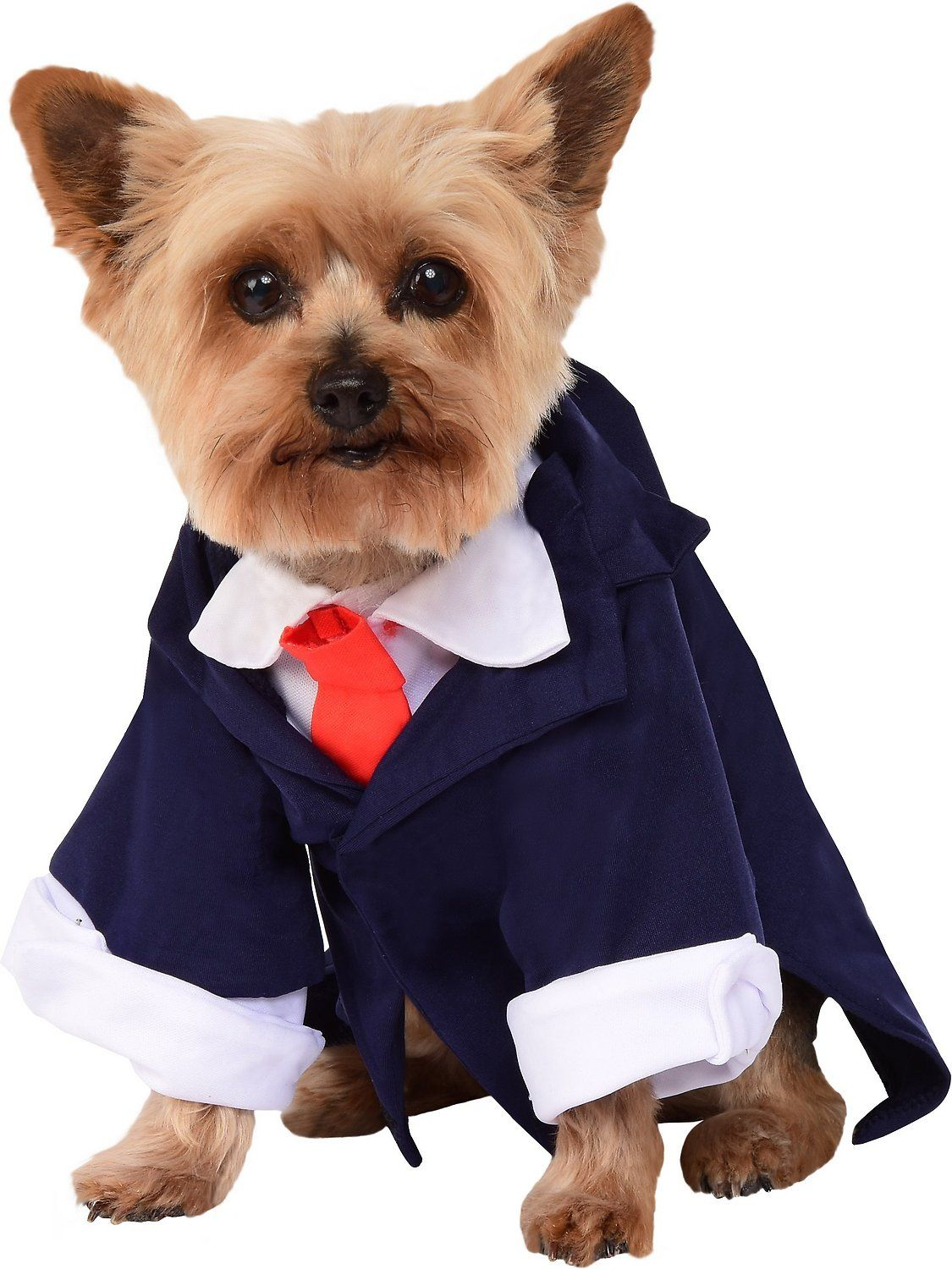 Rubie S Costume Company Business Suit Dog Cat Costume Small