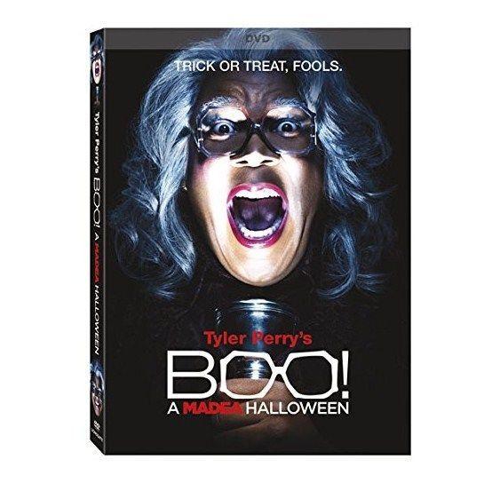 Tyler Perry's Boo! A Madea Halloween DVD Family Movie Night PG-13