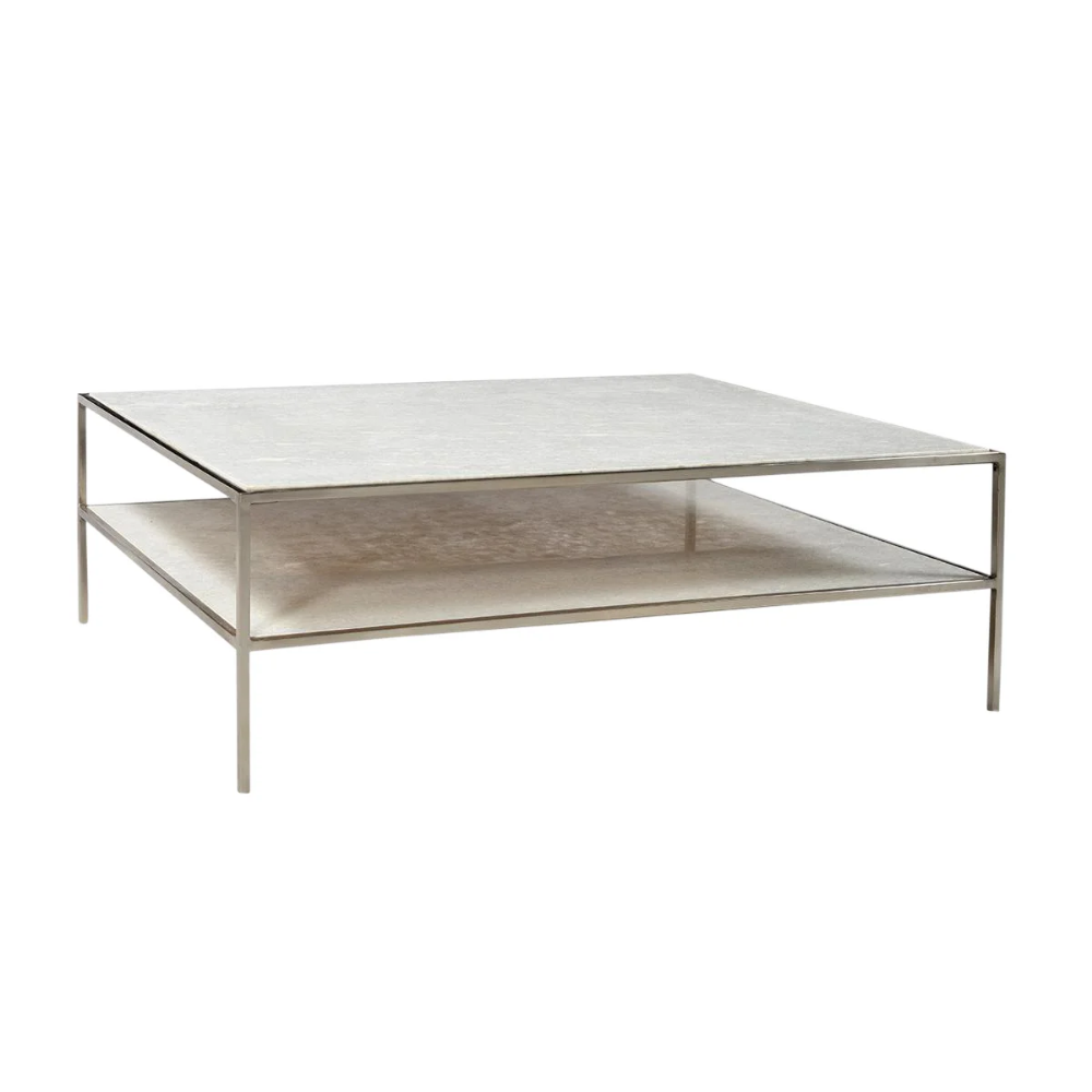 White Marble Coffee Table Fabric Coffee Table Coffee Table