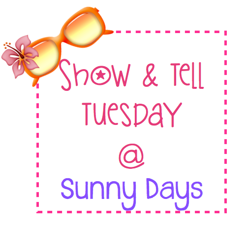 sunny days in second grade: show and tell tuesday - 100th day of