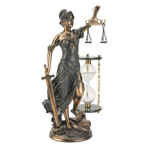 Found it at Wayfair.ca - Goddess of Justice Themis Desktop Figurine