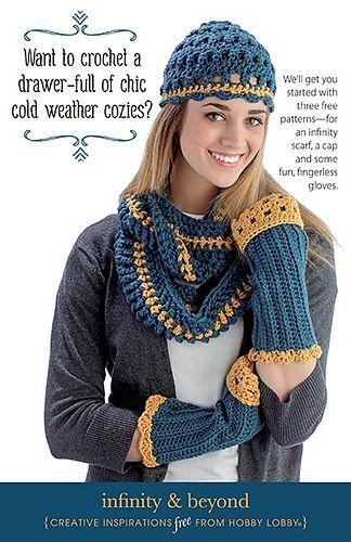 Ravelry Hobby Lobby Infinity Beyond Patterns Crochet Crochet Clothes Crochet Hats