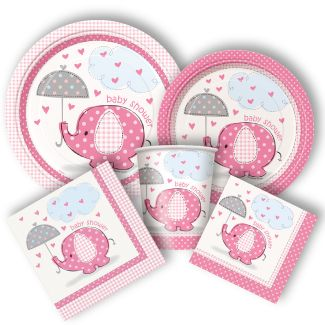 Umbrellaphants Girl Party Supplies    Http://www.discountpartysupplies.com/special