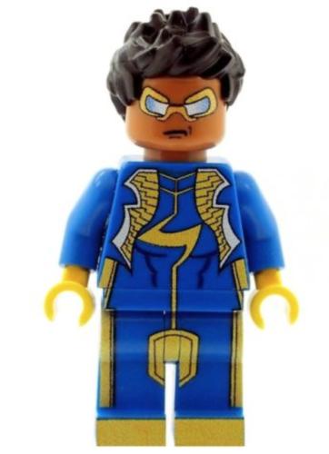 RED TORNADO DC Custom Printed LEGO Minifigure NO Decals Used!