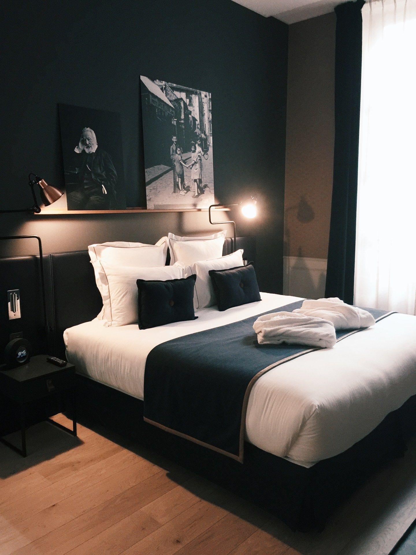 Epingle Par Nora Lekoubou Sur Chambre Chambre D Hotel Design