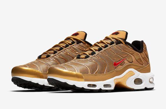 Nike AIR MAX TN oro