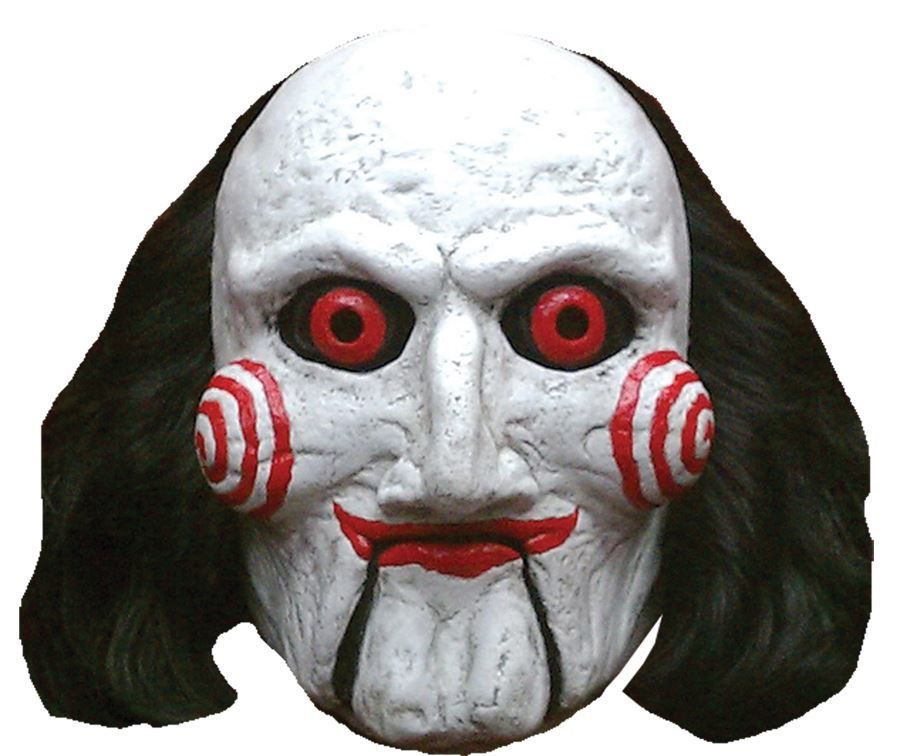 SAW Officially Licensed Billy Puppet Halloween Jigsaw