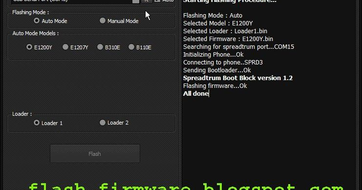 DownloadAliver v1 2 [ Samsung Feature Phone Flasher ] Tool