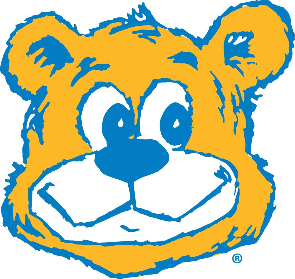 Ucla Bruins Mascot Logo 1964 Ucla Bruins Ucla Ucla Bruins Logo