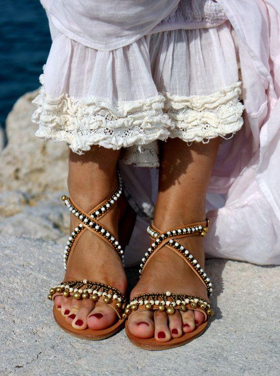 « Cuir Style Sandales Lipe Bohème Gladiator Boho En » Ko iOkXZPTu