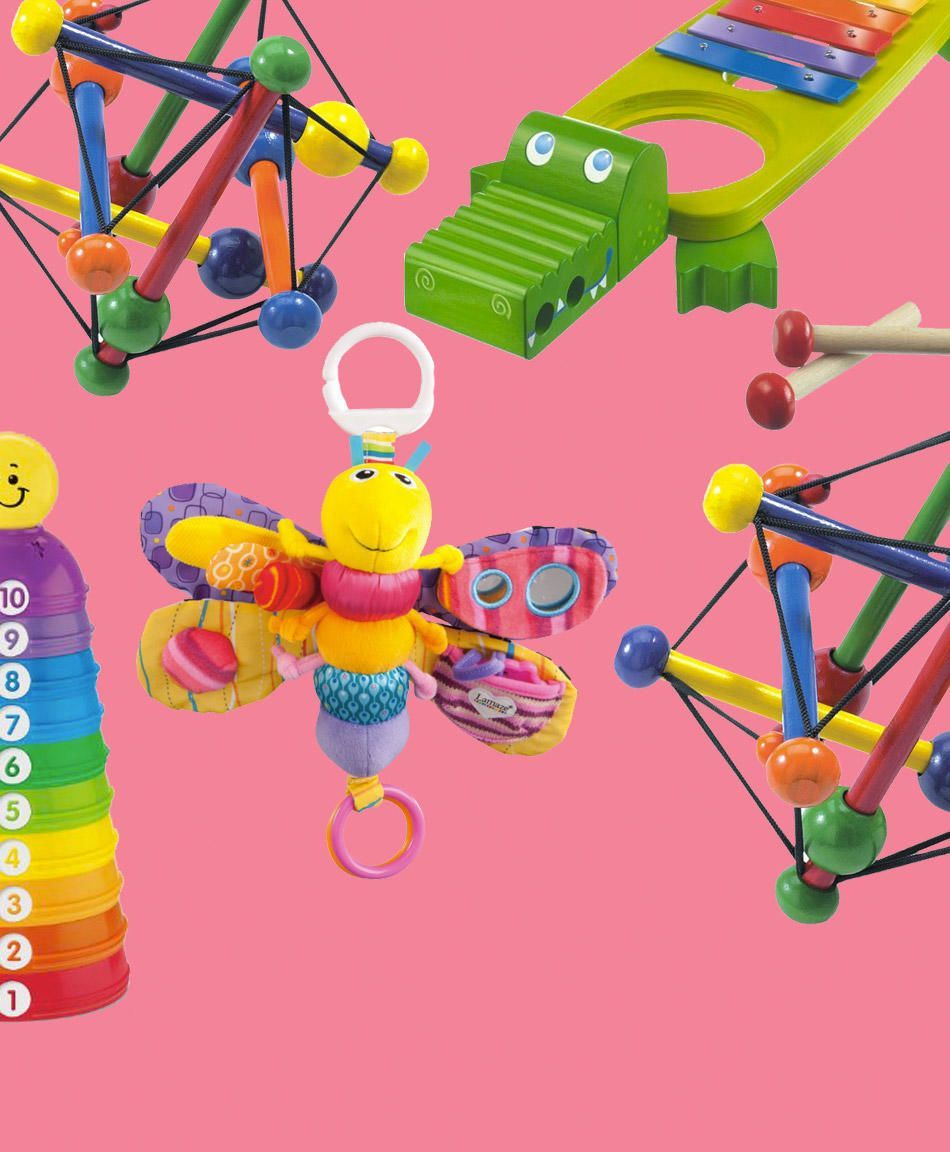 932864f79ddf How To Boost Baby s Development With Age-Appropriate Play