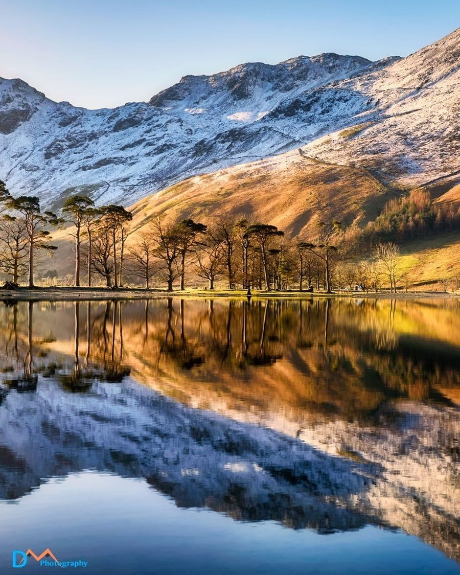 Lake District On Instagram What S Your Favourite Place In The Lake District During Winter Comment Below Lo Lake District Lake District England Scenery