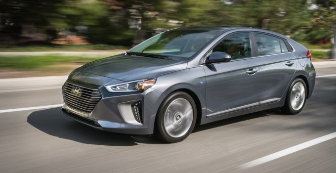 Hyundai Ionic Hybrid 2017 Hibridos Hyundai Pinterest