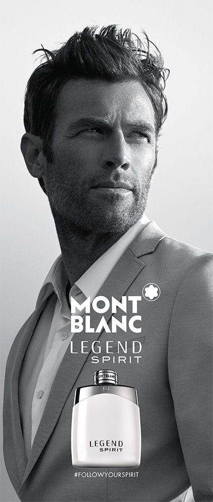 Montblanc Legend Spirit, a fresh, virile & intense fragrance #Montblanc  #MontblancFragrance #MontblancLegendSpir… | Parfum homme, Pub parfum homme,  Publicité parfum