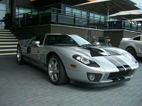 Shelby Run Europe   C B Ford Gt