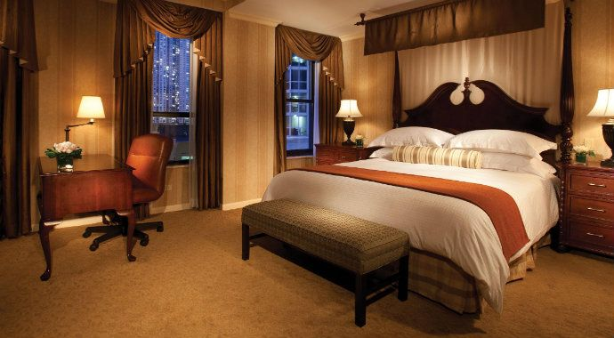 Talbott Hotel Best Room Of Talbott Hotel James Chicago Hotel Best