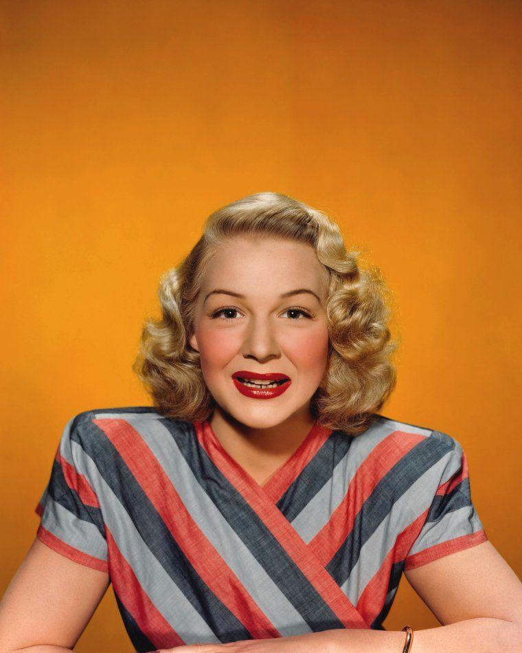 Betty HUTTON Chanteur americain, Stars de cinéma, Actrice