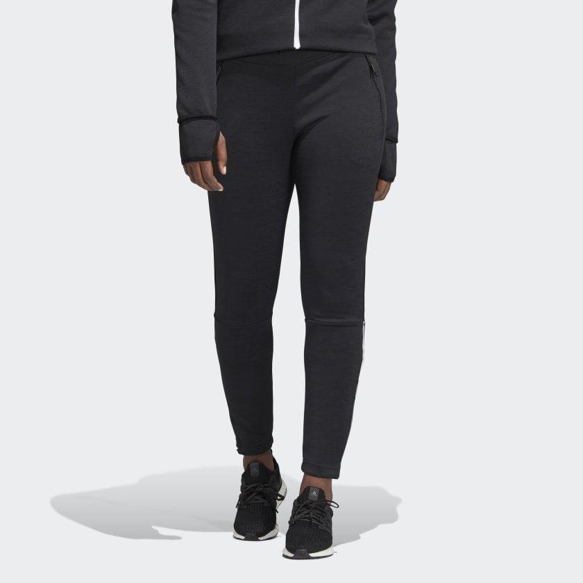 adidas Z.N.E. Pants Black White CW5746 | Pants, Pantalon