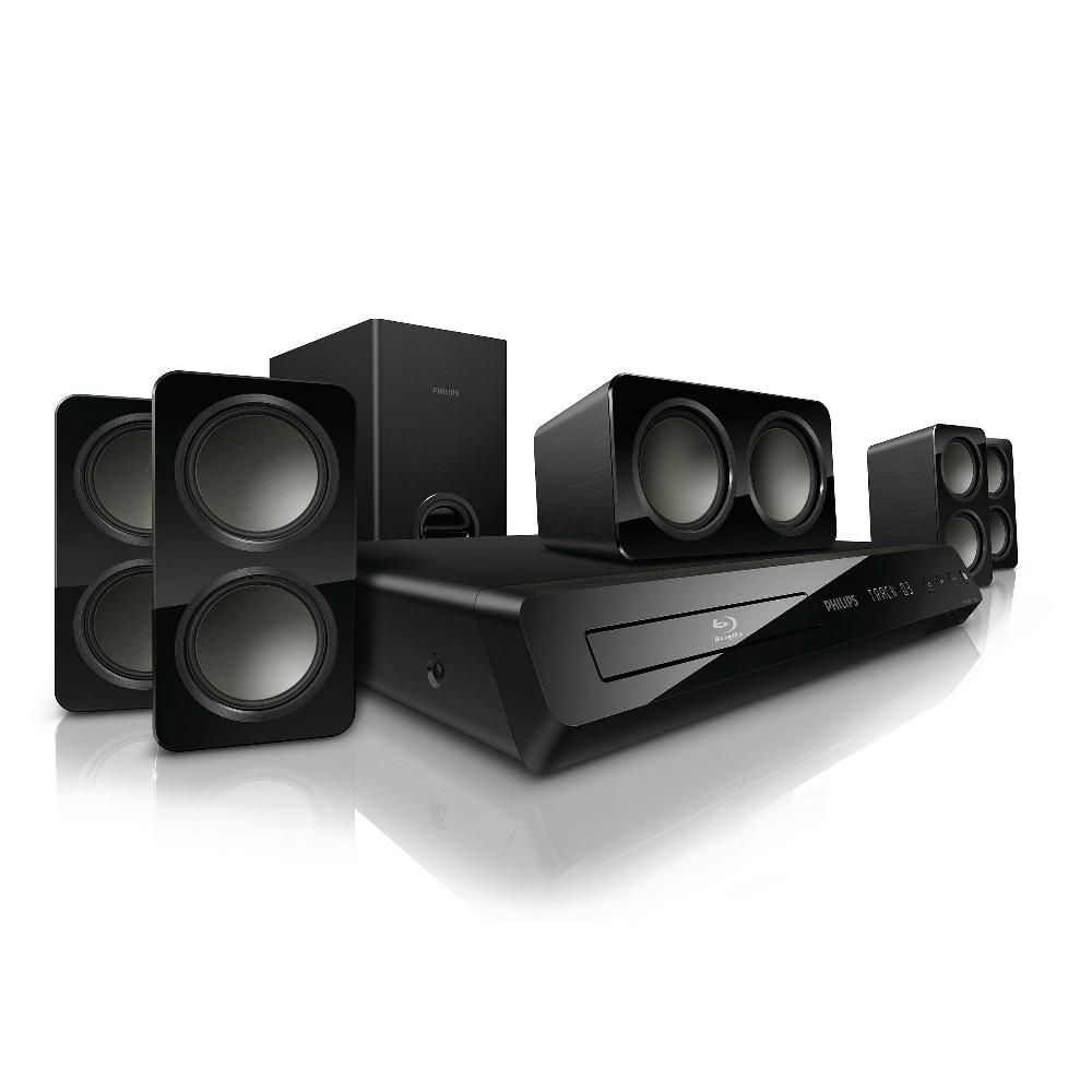 Philips 3D 5.1 Channel Blu-Ray Home Theater in a Box http://www ...