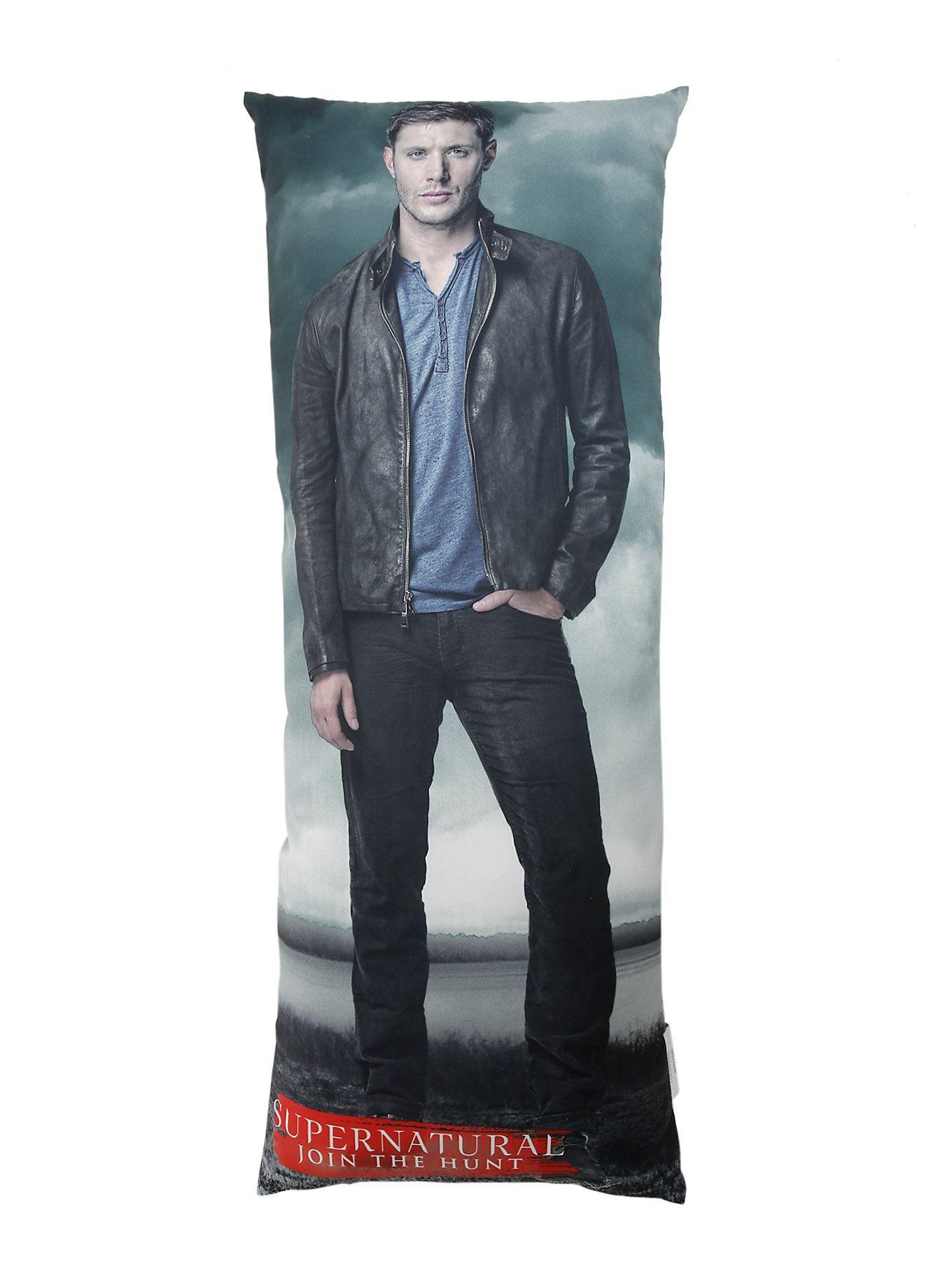 Supernatural Sam & Dean Body Pillow