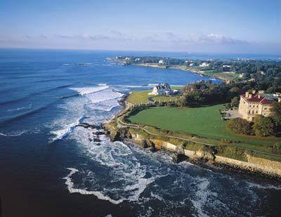 New England  - Cliff Walk