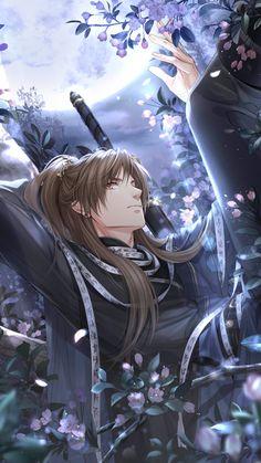 戀 與 製作 人 西 月 國 卡 Google Søgning in 2020 Anime love