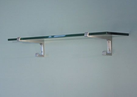 Big Hook glass shelf mounts. Big Hook glass shelf mounts   Bathrooms   Pinterest   Glass